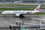mich_stoneさんが、羽田空港で撮影した日本航空 777-246の航空フォト(写真)