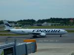 kiyohsさんが、成田国際空港で撮影したフィンエアー A330-302Xの航空フォト(飛行機 写真・画像)