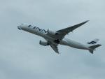 kiyohsさんが、関西国際空港で撮影したフィンエアー A350-941の航空フォト(飛行機 写真・画像)