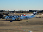 kiyohsさんが、成田国際空港で撮影したフィンエアー A350-941の航空フォト(飛行機 写真・画像)