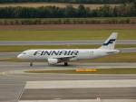 kiyohsさんが、ウィーン国際空港で撮影したフィンエアー A320-214の航空フォト(飛行機 写真・画像)