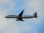 kiyohsさんが、フランクフルト国際空港で撮影したフィンエアー A321-231の航空フォト(飛行機 写真・画像)
