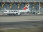 kiyohsさんが、マドリード・バラハス国際空港で撮影したフィンエアー A321-231の航空フォト(飛行機 写真・画像)