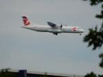 kiyohsさんが、フランクフルト国際空港で撮影したチェコ航空 ATR-72-500 (ATR-72-212A)の航空フォト(飛行機 写真・画像)