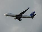 kiyohsさんが、フランクフルト国際空港で撮影したエア・アスタナ 767-3KY/ERの航空フォト(飛行機 写真・画像)