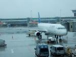 kiyohsさんが、アムステルダム・スキポール国際空港で撮影したエア・アスタナ A321-131の航空フォト(飛行機 写真・画像)
