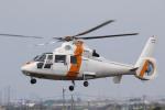 やまけんさんが、仙台空港で撮影した東邦航空 SA365N1 Dauphin 2の航空フォト(写真)