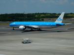 kiyohsさんが、アムステルダム・スキポール国際空港で撮影したKLMオランダ航空 777-306/ERの航空フォト(写真)
