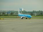 kiyohsさんが、アムステルダム・スキポール国際空港で撮影したKLMオランダ航空 737-8K2の航空フォト(写真)