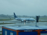 kiyohsさんが、アムステルダム・スキポール国際空港で撮影したKLMオランダ航空 737-9K2の航空フォト(写真)