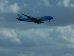kiyohsさんが、アムステルダム・スキポール国際空港で撮影したKLMオランダ航空 747-406F/ER/SCDの航空フォト(飛行機 写真・画像)
