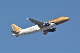 k-spotterさんが、フランクフルト国際空港で撮影したガルフ・エア A320-214の航空フォト(飛行機 写真・画像)