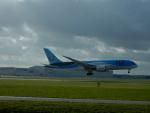 kiyohsさんが、アムステルダム・スキポール国際空港で撮影したTUIフライ・ネーデルランド 787-8 Dreamlinerの航空フォト(飛行機 写真・画像)