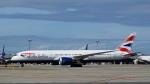 ねぎぬきさんが、関西国際空港で撮影したブリティッシュ・エアウェイズ 787-9の航空フォト(写真)