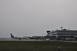 てるぞーさんが、能登空港で撮影した全日空 737-881の航空フォト(飛行機 写真・画像)