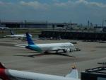kiyohsさんが、羽田空港で撮影したガルーダ・インドネシア航空 777-3U3/ERの航空フォト(写真)