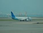 kiyohsさんが、香港国際空港で撮影したガルーダ・インドネシア航空 737-8U3の航空フォト(写真)