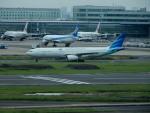 kiyohsさんが、羽田空港で撮影したガルーダ・インドネシア航空 A330-343Xの航空フォト(写真)