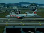 kiyohsさんが、クアラルンプール国際空港で撮影したライオン・エア 737-9GP/ERの航空フォト(写真)