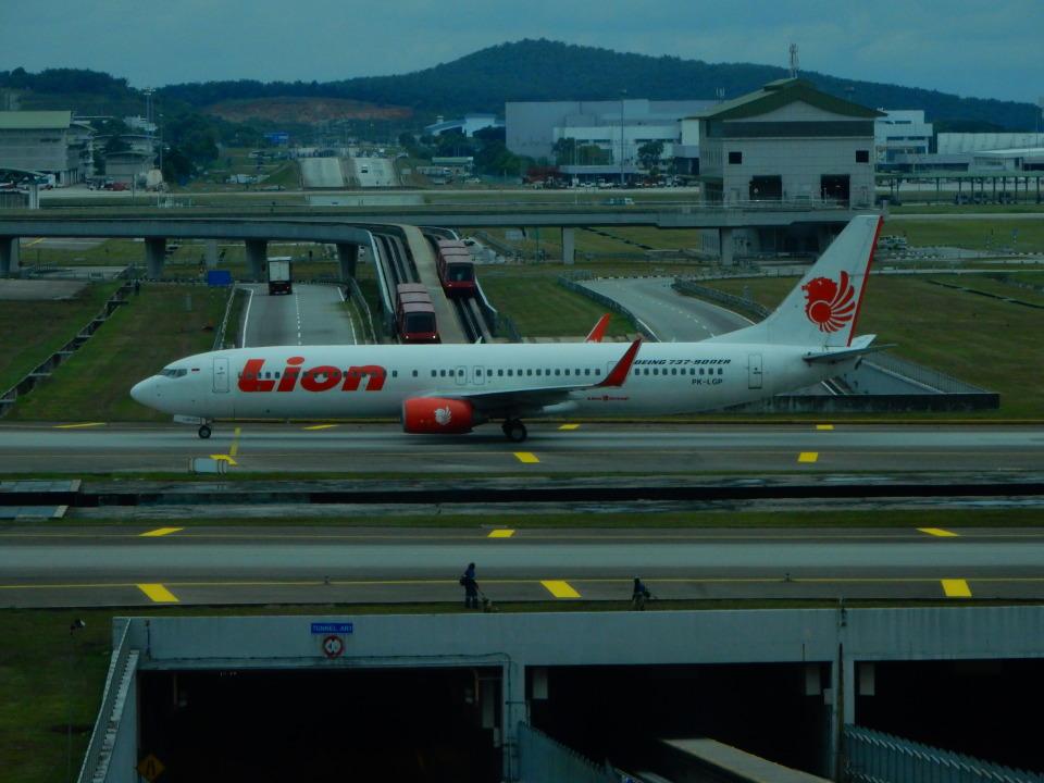 kiyohsさんのライオン・エア Boeing 737-900 (PK-LGP) 航空フォト