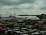 kiyohsさんが、アムステルダム・スキポール国際空港で撮影したスリナム・エアウェイズ A340-313Xの航空フォト(飛行機 写真・画像)