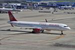 yabyanさんが、中部国際空港で撮影した吉祥航空 A321-231の航空フォト(写真)