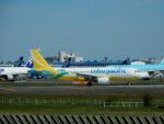 kiyohsさんが、成田国際空港で撮影したセブパシフィック航空 A320-214の航空フォト(写真)