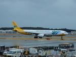 kiyohsさんが、成田国際空港で撮影したセブパシフィック航空 A330-343Xの航空フォト(写真)