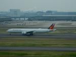 kiyohsさんが、羽田空港で撮影したフィリピン航空 777-3F6/ERの航空フォト(写真)
