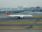kiyohsさんが、羽田空港で撮影したフィリピン航空 777-36N/ERの航空フォト(写真)
