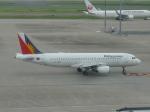 kiyohsさんが、羽田空港で撮影したフィリピン航空 A320-214の航空フォト(写真)