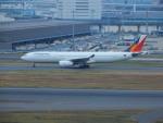 kiyohsさんが、羽田空港で撮影したフィリピン航空 A330-343Xの航空フォト(写真)