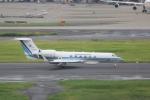 OS52さんが、羽田空港で撮影した海上保安庁 G-V Gulfstream Vの航空フォト(写真)