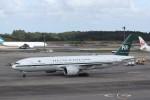 KAZFLYERさんが、成田国際空港で撮影したパキスタン国際航空 777-2Q8/ERの航空フォト(飛行機 写真・画像)