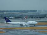 kiyohsさんが、羽田空港で撮影したサウディア 747-428F/ER/SCDの航空フォト(写真)