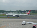 kiyohsさんが、成田国際空港で撮影したターキッシュ・エアラインズ 777-3F2/ERの航空フォト(飛行機 写真・画像)