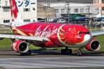 kan787allさんが、福岡空港で撮影したエアアジア・エックス A330-343Eの航空フォト(写真)