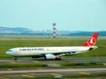 kiyohsさんが、クアラルンプール国際空港で撮影したターキッシュ・エアラインズ A330-343Xの航空フォト(飛行機 写真・画像)