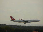 kiyohsさんが、フランクフルト国際空港で撮影したターキッシュ・エアラインズ A330-343Xの航空フォト(飛行機 写真・画像)