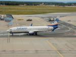 kiyohsさんが、フランクフルト国際空港で撮影したサンエクスプレス 737-8HCの航空フォト(写真)