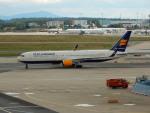 kiyohsさんが、フランクフルト国際空港で撮影したアイスランド航空 767-319/ERの航空フォト(飛行機 写真・画像)