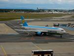 kiyohsさんが、フランクフルト国際空港で撮影したウズベキスタン航空 767-33P/ERの航空フォト(写真)