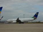 kiyohsさんが、フランクフルト国際空港で撮影したナミビア航空 A330-243の航空フォト(写真)