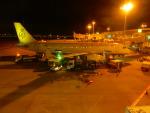 kiyohsさんが、シンガポール・チャンギ国際空港で撮影したロイヤルブルネイ航空 A320-251Nの航空フォト(飛行機 写真・画像)