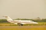BELL602さんが、新潟空港で撮影した静岡エアコミュータ 525A Citation CJ2の航空フォト(写真)