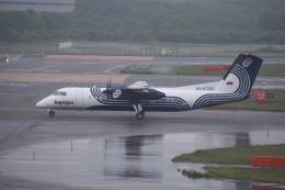 kumagorouさんが、新千歳空港で撮影したオーロラ DHC-8-315Q Dash 8の航空フォト(写真)