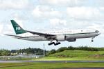 Cozy Gotoさんが、成田国際空港で撮影したパキスタン国際航空 777-2Q8/ERの航空フォト(写真)