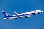 Ariesさんが、羽田空港で撮影した全日空 767-381/ERの航空フォト(写真)