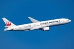 Ariesさんが、羽田空港で撮影した日本航空 777-246の航空フォト(写真)