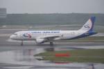 kumagorouさんが、新千歳空港で撮影したウラル航空 A320-214の航空フォト(飛行機 写真・画像)